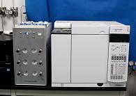 Agilent7890气相色谱仪(气体)